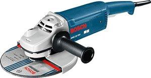 """Esmerilhadeira Bosch GWS 20-180 7"""" (180mm) 2.000w"""
