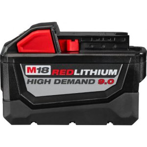 BATERIA 18V ÍONS DE LITIO M18 9,0AH MILWAUKEE 48-11-1890
