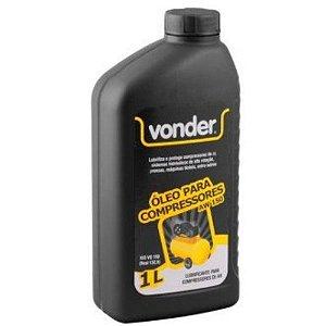 Óleo para Compressor de Ar AW150 01L Vonder