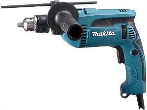 "Furadeira de impacto 1/2"" 760w 220v HP1640 Makita"