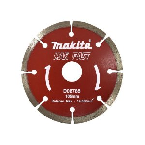 DISCO DIAMANTADO SEGMENTADO 105MM MAKITA D-08785