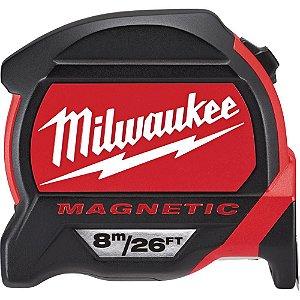 Trena Emborrachada Magnética 8M Milwaukee 48-22-7225