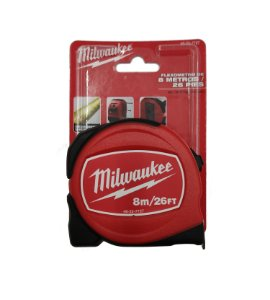 TRENA EMBORRACHADA 8M X 25MM MILWAUKEE 48-22-7727