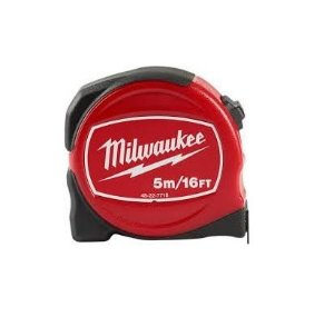 TRENA EMBORRACHADA 5M X 25MM MILWAUKEE 48-22-7718