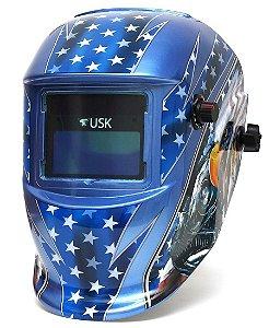 Máscara de Solda Automática Personalizada WE-36 USK