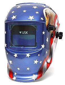 Máscara de Solda Automática Personalizada WE-42 USK