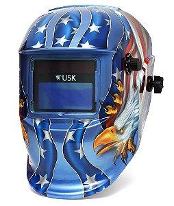 Máscara de Solda Automática Personalizada WE-10 USK