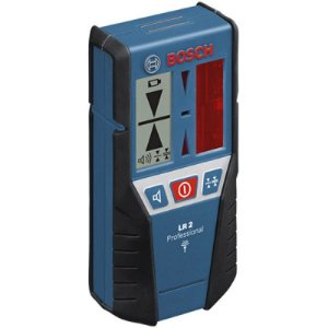 Receptor de Nível à Laser 5-50M para Nível GLL2-50/2-80/3-80 LR 2 Bosch