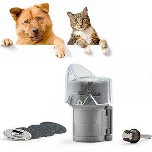 Kit para Lixar Unhas Pet Grooming Dremel AT01-PGK