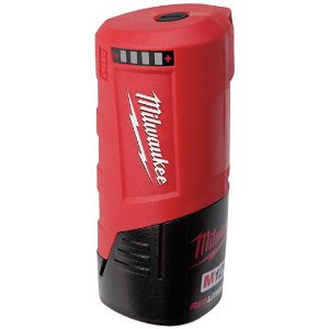 Carregador M12 USB Milwaukee 49-24-2310