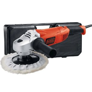 "POLITRIZ 5"" 127MM 220V BLACK&DECKER WP600KB2"