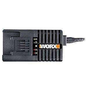 Carregador de Baterias Lítio para 16 a 20V Bivolt Powershare WORX WA3860