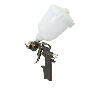 Pistola de pintura gravidade HVLP pneumática 1.5MM 500ML PRO-500 PDR