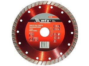 DISCO DIAMANTADO TURBO 180 X 25,4MM MTX 731239
