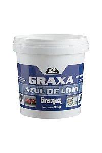 GRAXA AZUL DE LÍTIO GRAXAX GARIN 900G