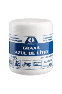 GRAXA AZUL DE LÍTIO GRAXAX GARIN 500G