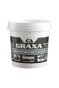 GRAXA GRAFITADA DE CÁLCIO GARIN 900G