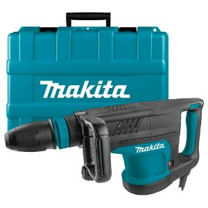 HM1203C MARTELO ROMPEDOR SDS-MAX 1510W 9.2KG 25.5J MAKITA 220V