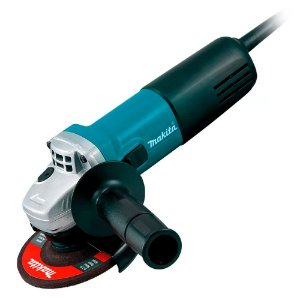 ESMERILHADEIRA ANGULAR 4.1/2-115MM-840W MAKITA-220V-01 DISCO-9557HNRG