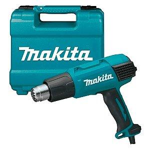 Soprador Térmico Makita 1600W Temp. 350º a 500º 220V HG5030K