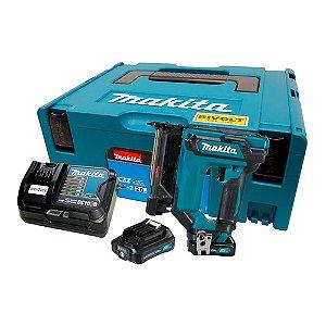 Pinador à Bateria Makita 12V 2.0Ah PT354DSAJ Carreg. Bivolt