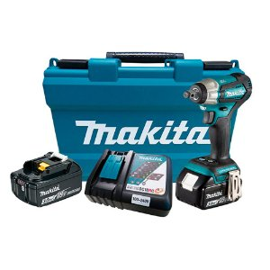 Chave Impacto À Bateria 18v Makita DTW181RFE 180nm Completo