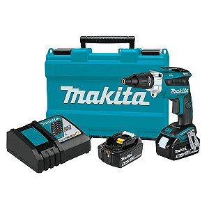 Parafusadeira Drywall À Bateria Brushless Makita DFS251RFE