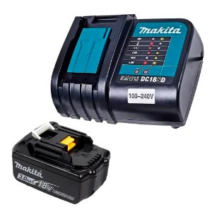 Kit Carregador DC18SD Bivolt + Bateria 18V Makita 191E71-9