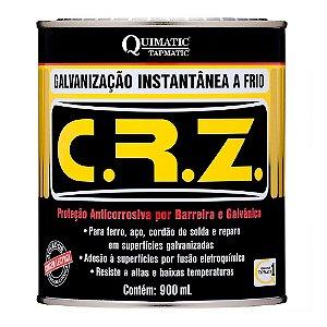 Galvanização Instantânea À Frio CRZ DB2 Lata 900ml Quimatic