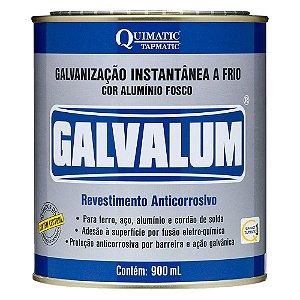 Galvanização Quimatic Galvalum Aluminizada a Frio 900ml DA2