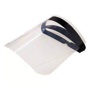 Proteção Facial Face Shield Petg Hospitalar Atoxico Glight