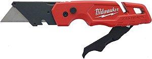 Faca dobrável Milwaukee 48-22-1502 C/ 5 lâminas