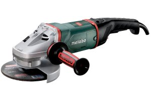 "Esmerilhadeira angular 7"" 180MM 2600W W26-180 METABO 220V"
