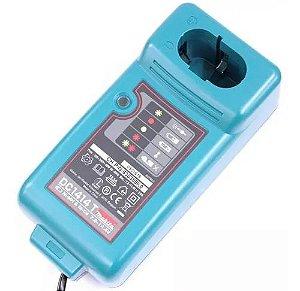 Carregador De Bateria Dc1414 Makita Original 14.4v