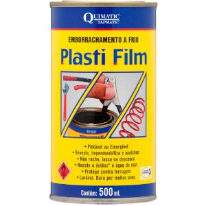 Plast Film Emborrachamento A Frio Ferramentas Quimatic 500ml
