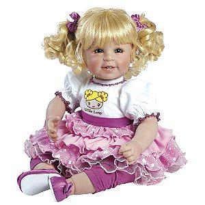 Boneca Adora Doll - Little Lovey - Bebe Reborn