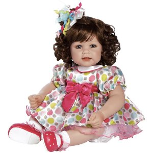 Boneca Adora Doll - Seeing Spots - Bebe Reborn