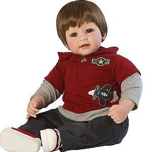 Boneca Adora Doll - Up Up and Away Boy - Bebe Reborn