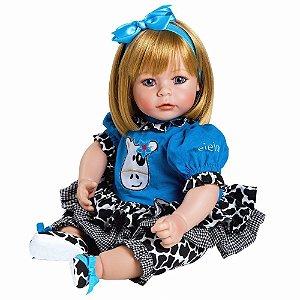 Boneca Adora Doll - E.I.E.I.O - Bebe Reborn