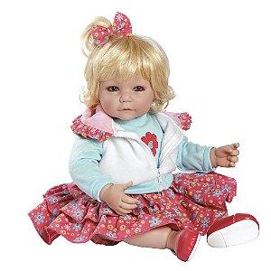 Boneca Adora Doll - Tickeled Pink - Bebe Reborn