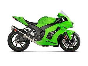 Escapamento completo  Akrapovic Racing Line - Kawasaki ZX10 R  21~