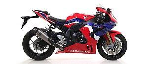 Ponteira Arrow Works titânio Honda CBR 1000 RR-R 21'