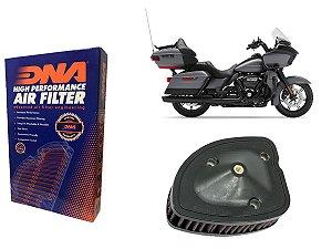 Kit Filtro de Ar Esportivo Harley Davidson FLTRX Road Glide Limited 114 CI 20' - 21'