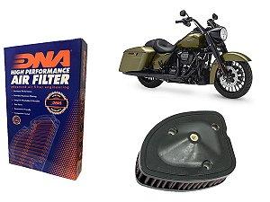Kit Filtro de Ar Esportivo Harley Davidson FLHRXS Road King Special 107 CI 18