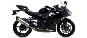 Ponteira Arrow Race Tech  Kawasaki Ninja 400 18'~21'
