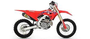 Escapamento  Arrow Off-Road Race-Tech  Honda CRF 450 R 21'