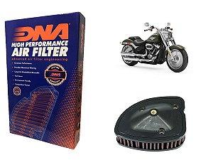 Filtro de Ar Esportivo DNA Filters Harley Davidson Motores 107' e 114'