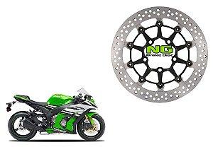 Disco de Freio Dianteiro NG Disc Kawasaki ZX 6 R / 636 (09~')