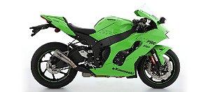 Ponteira Arrow Pro race titânio - Kawasaki ZX10 R 21~