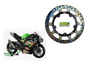 Disco de Freio Racing Dianteiro NG Brake Disk Kawasaki Ninja 400